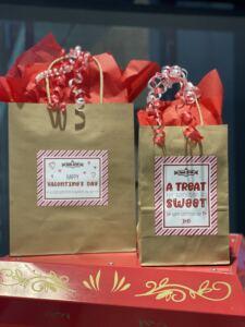 valentines day candy gram